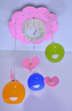 Led Kinderlampe   Kinder Zimmer Leuchte lampe Deckenleuchte Uhr kinderleuchte R