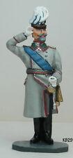Metal Toy Soldier Prussian Kaiser Wilhelm II Birthday Review in Berlin 1913 KB29