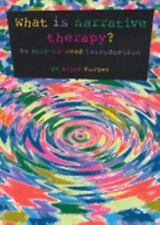 Gecko 2000: What Is Narrative Therapy? : An Easy-To-Read Introduction by...