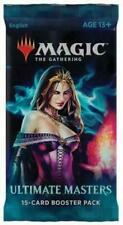 Magic the Gathering: Ultimate Masters English Booster Pack Wizards of the Coast