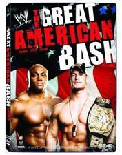 WWE: The Great American Bash 2007 DVD, John Cena, Bobby Lashley, Randy Orton, Ca