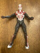 hasbro marvel legends spiderman 2099 white costume figure