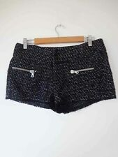 Zara Cotton Blend Shorts for Women