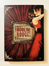 Moulin Rouge (2005 20th Century Fox Ws Dvd) Luhrmann Kidman McGregor