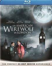 An American Werewolf in London (Blu-ray Disc, 2014) Factory Sealed
