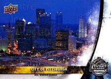 2011-12 Upper Deck Winter Classic #20 City of Pittsburgh