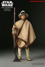 Star Wars~Ep-Iv~Anh~Luke Skywalker~Sixth Scale Figure~Exclusive~Sideshow ~Mib