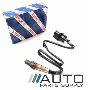 BOSCH suit Pre CAT Holden RODEO RA 3.6 Exhaust Oxygen Sensor V6 HFV6 5 wire