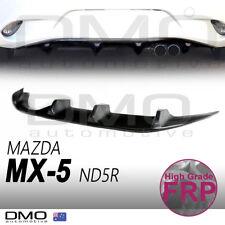 Mazda MX-5 Miata ND 2015-on OKAMI Aero F-style Rear Diffuser FRP