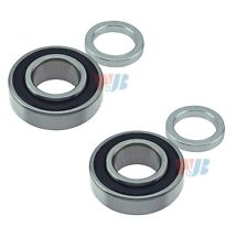 Pair Set of 2 Rear WJB Wheel Bearings for Ford Lincoln Mercury