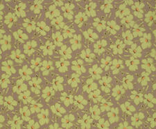 Gypsy Caravan Wind Flowers Moss Amy Butler Quilt Fabric by 1/2 yd #86M