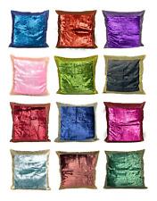 Indische Kissen 60x60cm Kissenhülle Kissenbezug Orientalischer Bezug Indien Deko