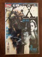 X-Files Be Prepared 26 Part 2 of 2 February 1997 Topps Comics FREE Bag/Board