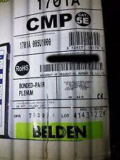 Belden 1701A 24/4P Bond Pair DataTwist Enhanced Cat5E Network Cable CMP Grn/50ft
