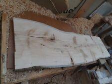 Zirbenholz Brett v. ca. 500 Jahre alten Stamm ca.2 M- x 61 cm Gew. ca.26 KG (29)