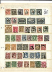 Chile 1867-1911 used selection
