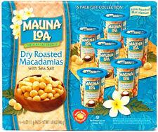 DRY ROASTED ~ MAUNA LOA MACADAMIA NUTS GIFT SET