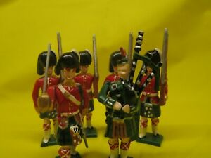 WARWICK MINIATURES ARGYLL & SUTHERLAND HIGHLAND REGIMENT #17 TOY SOLDIER SET  29