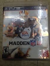 PlayStation 3 Madden NFL 12 Football Video Game