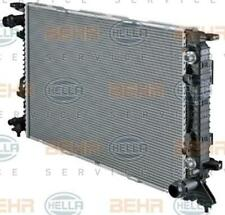 Hella 8MK376745-651 Engine Cooling Radiator For AUDI 8K0121251AA 8K0121251AL
