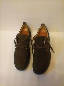 "Samuel Hubbard Men's ""Hubbard Free"" Casual Walking Shoe Green Waxhide"