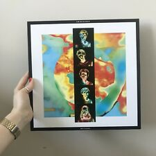 Swim Deep Mothers Vinyl Translucent Amber Opened But Unplayed limited edition