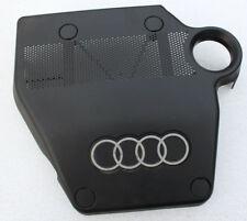 Couvercle pour compartiment moteur Original AUDI tt tts 8n Batterie Couverture satin noir
