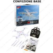Drone SYMA X5SW FPV HEADLESS android apple smartphone drone WiFi foto video HD+