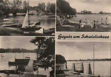 GOYATZ, Ansichtskarte 1975, Goyatz am Schwielochsee Brandenburg