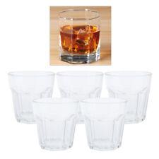 5pcs Acrylic Tumbler Soda Cups Drinking Glasses Water Tea Juice 300ml