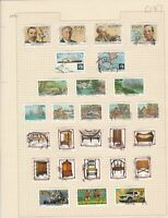 south african 1991 stamps page ref 17896