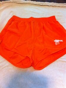 HOOTERS SHORTS ORANGE OR BLACK NEW IN PACKAGE !!