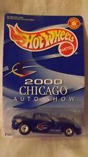 2000 Hotwheels 2000 Chicago Auto Show '97 Corvette Special Edition 1/64 Scale