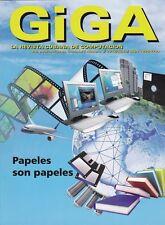 GIGA Various Issues Revista Cubana Computacion Computer Magazine Cuba Copextel
