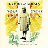 Hope Chest: The Fredonia Recordings 1982-1983 by 10 000 Maniacs, 10,000...