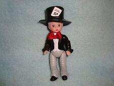 "Mcdonald's Madame Alexander 2010 doll Mad Hatter 5"""