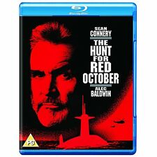 Jagd auf Roter Oktober (The Hunt for Red October) [UK-Blu-ray] DEUTSCHER TON*NEU
