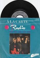 A LA CARTE Radio 45/GER/PIC