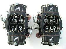 QUICK FUEL BDQ-650-B2 650 CFM GAS SUPERCHARGER BLOWER BLACK DIAMOND SERIES CARBS