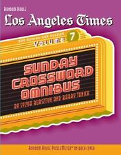 Los Angeles Times Sunday Crossword Omnibus, Volume 7 The Los Angeles Times