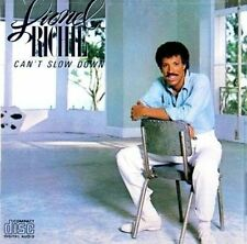 Can't Slow Down by Lionel Richie (CD, 1983, Motown)