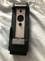 Genuine BMW E39 E46 E53 E60 iPhone 5 5s Snap-in adapter Basic OEM 84212289715