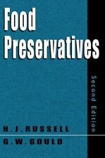 Food Preservatives (2003, Hardcover, Revised)