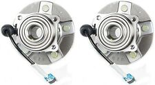 Hub Bearing Assembly for 2003 Saturn Vue Fits 4 WHEEL ABS Only-Rear Pair