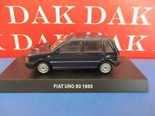 Die cast 1/43 Modellino Auto Carabinieri Fiat Uno 60 1985 blu