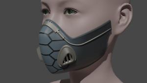 Valorant Viper Mask