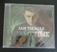 IAN THOMAS Gametime CD New 2014 Free Shipping SEALED