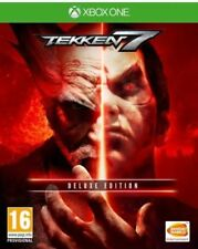 Tekken 7 Deluxe Edition Xbox One  PAL NEW SEALED