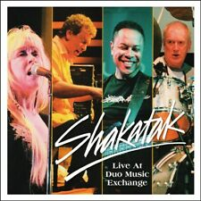 Shakatak(CD/DVD Album)Live at The Duo Music Exchange-Secret-SECDP230-EU-New