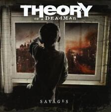 Savages von Theory Of A Deadman (2014) CD
